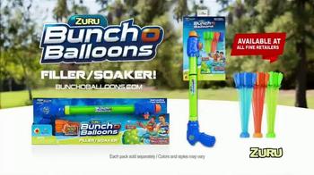 Buncho O Balloons Filler/Soaker TV Spot, 'Fill Anywhere' - Thumbnail 4