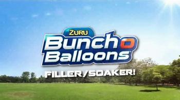 Buncho O Balloons Filler/Soaker TV Spot, 'Fill Anywhere' - Thumbnail 1