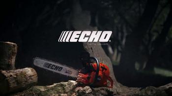 ECHO Chainsaws TV Spot, 'Chainsaw vs. Hot Rod' - Thumbnail 8