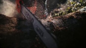 ECHO Chainsaws TV Spot, 'Chainsaw vs. Hot Rod' - Thumbnail 7