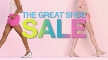 Macy's Great Shoe Sale TV Spot, 'Step Right Up' - Thumbnail 3