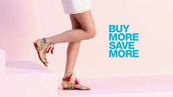 Macy's Great Shoe Sale TV Spot, 'Step Right Up' - Thumbnail 6