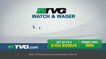 TVG.com TV Spot, 'Bet on the Go' - Thumbnail 1