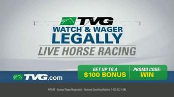 TVG.com TV Spot, 'Bet on the Go' - Thumbnail 2