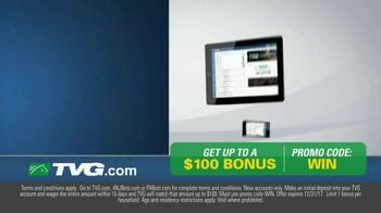 TVG.com TV Spot, 'Bet on the Go' - Thumbnail 5
