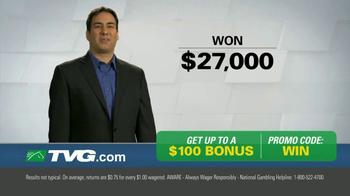 TVG.com TV Spot, 'Bet on the Go' - Thumbnail 8