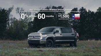 2017 Toyota Tundra TV Spot, 'Best Searches' [T2] - Thumbnail 6