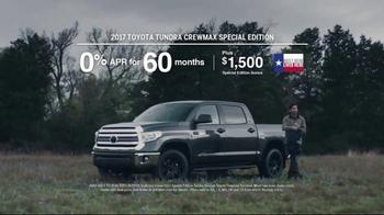 2017 Toyota Tundra TV Spot, 'Best Searches' [T2] - Thumbnail 7