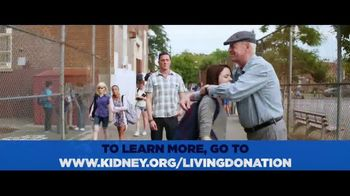 National Kidney Foundation TV Spot, 'The Big Ask: Going In Style'