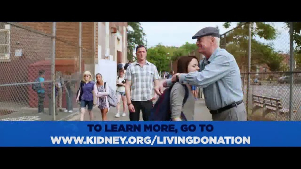 National Kidney Foundation TV Commercial, 'The Big Ask: Going In Style'