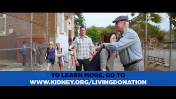 National Kidney Foundation TV Spot, 'The Big Ask: Going In Style' - 57 commercial airings