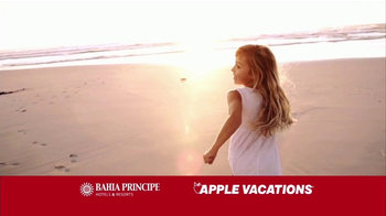 Apple Vacations TV Spot, 'Bahia Principe Summer Fun' - Thumbnail 2