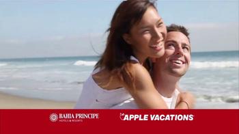 Apple Vacations TV Spot, 'Bahia Principe Summer Fun' - Thumbnail 5