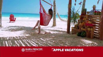 Apple Vacations TV Spot, 'Bahia Principe Summer Fun'