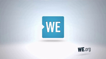 We Day TV Spot, 'We Can Change The World' - Thumbnail 10
