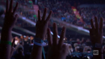 We Day TV Spot, 'We Can Change The World' - Thumbnail 4