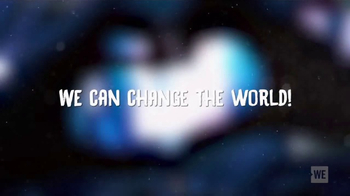 We Day TV Spot, 'We Can Change The World'