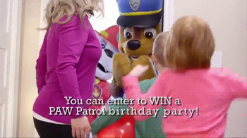 PAW Patrol Pup Pad TV Spot, 'Mission Paw Giveaway'