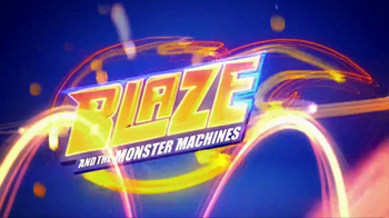 Blaze and the Monster Machines TV Spot, 'Race Day' - Thumbnail 1
