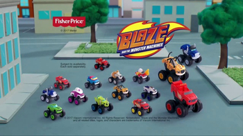Blaze and the Monster Machines TV Spot, 'Race Day' - Thumbnail 7