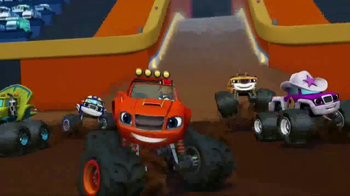 Blaze and the Monster Machines TV Spot, 'Race Day' - Thumbnail 2