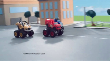 Blaze and the Monster Machines TV Spot, 'Race Day' - Thumbnail 5
