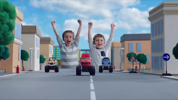 Blaze and the Monster Machines TV Spot, 'Race Day' - Thumbnail 6