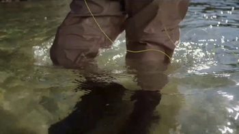 Cabela's TV Spot, 'Every Day Value Products: Breathable Fishing Waders' - Thumbnail 2