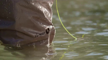 Cabela's TV Spot, 'Every Day Value Products: Breathable Fishing Waders' - Thumbnail 4