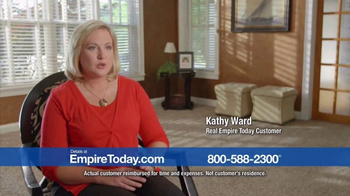 Empire Today 50-50-50 Sale TV Spot, 'Don't Miss It'