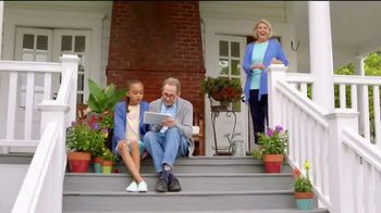 Consumer Cellular TV Spot, 'Porch: First Month Free: Plans $10+ a Month' - Thumbnail 1