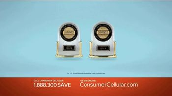 Consumer Cellular TV Spot, 'Porch: First Month Free: Plans $10+ a Month' - Thumbnail 5