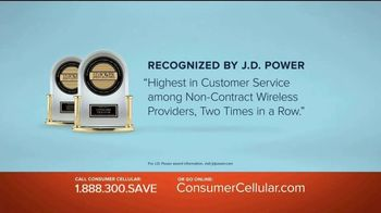 Consumer Cellular TV Spot, 'Porch: First Month Free: Plans $10+ a Month' - Thumbnail 6