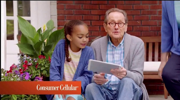 Consumer Cellular TV Spot, 'Whole New World'