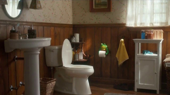 Quilted Northern TV Spot, 'Sir Froggy Used to Be A Prince'