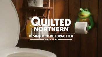 Quilted Northern TV Spot, 'Sir Froggy Used to Be A Prince' - Thumbnail 5