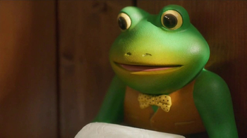 Quilted Northern TV Spot, 'Sir Froggy Used to Be A Prince' - Thumbnail 3