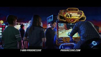 Progressive Motorcycle Insurance TV Spot, 'Arcade' - Thumbnail 8