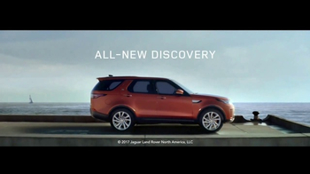 2017 Land Rover Discovery TV Spot, 'Serenity in the Storm' Ft. Ben Ainslie [T1] - Thumbnail 5