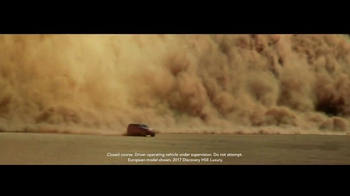 2017 Land Rover Discovery TV Spot, 'Serenity in the Storm' Ft. Ben Ainslie [T1] - Thumbnail 3