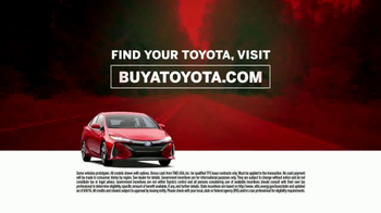 Toyota TV Spot, 'Fully Loaded' [T2] - Thumbnail 10