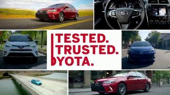 Toyota TV Spot, 'Fully Loaded' [T2] - Thumbnail 7