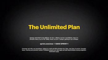 Sprint Unlimited Plan TV Spot, 'Brent & Uncle Phil' - Thumbnail 9