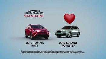 2017 Toyota RAV4 TV Spot, 'Love Me Back' [T1] - Thumbnail 3
