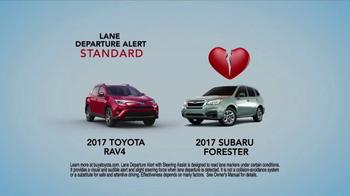 2017 Toyota RAV4 TV Spot, 'Love Me Back' [T1] - Thumbnail 4