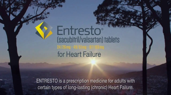 Entresto TV Spot, 'Heart Failure' - Thumbnail 3