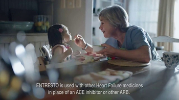 Entresto TV Spot, 'Heart Failure'