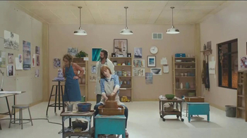 GEICO TV Spot, 'Pottery: Crushed'