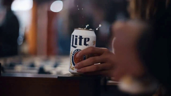 Miller Lite TV Spot, 'Game On' Song by Welshly Arms - Thumbnail 1
