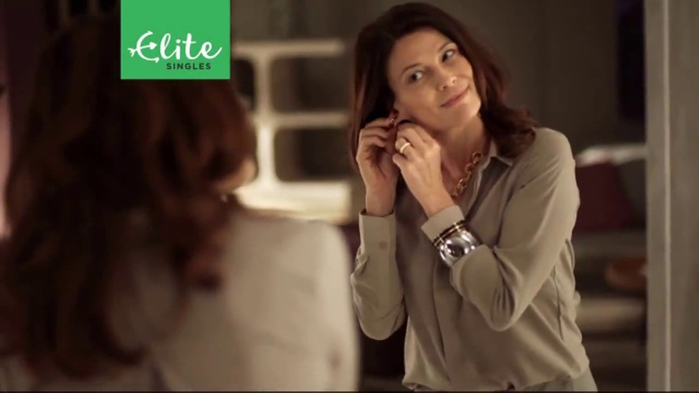 Elite singles advert